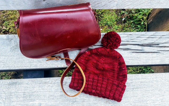 Making the Arctic Berry Hat
